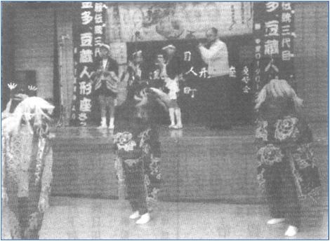 昔(なつかし)のフェスタ開催
