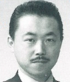 第54代理事長長谷川泉